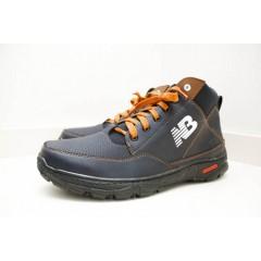 Мужские зимние ботинки Sunshine Б19 светло-коричневые
