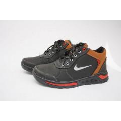Мужские ботинки 66-2 черный юлиус