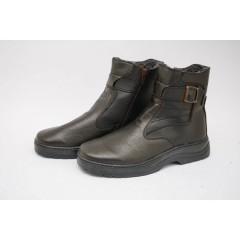 Мужские ботинки К-7 черный юлиус