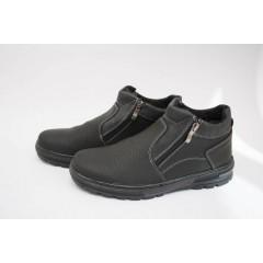 Мужские ботинки К-41 черный юлиус
