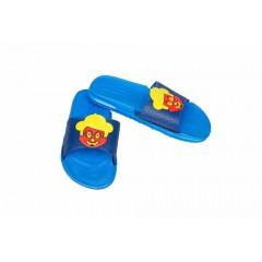 Детские шлёпанцы ТПД04 синие