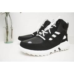 Женские ботинки Аляска черные АД32