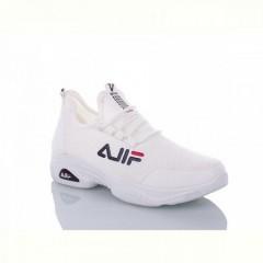 Женские кроссовки 511-2 белые