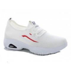 Женские кроссовки 512-2 белые