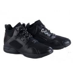 Женские кроссовки А-8 черный