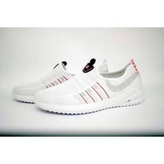 Мужские кроссовки 215-8 белые