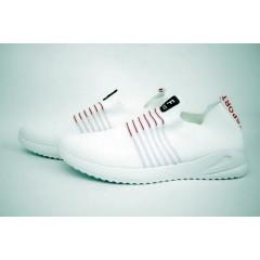 Мужские кроссовки 218-8 белые