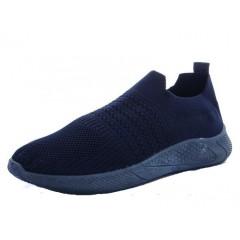 Мужские кроссовки D-42 синий
