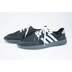 Мужские кроссовки G-141 черные