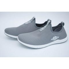 Мужские кроссовки Н-9 серый