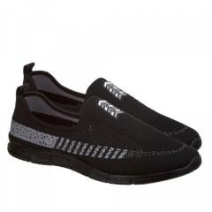 Мужские кроссовки KA-931 черные