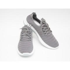 Мужские кроссовки КР-203-2 серый