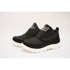 Женские ботинки 311 черн ПБ