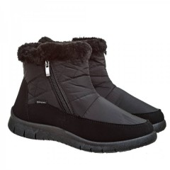 Женские ботинки GR-123 черные