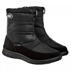 Женские ботинки GR-126 черные