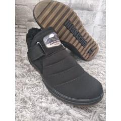 Мужские ботинки 10-05 черные