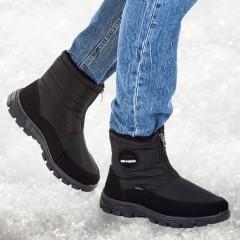 Мужские ботинки MA06 черные