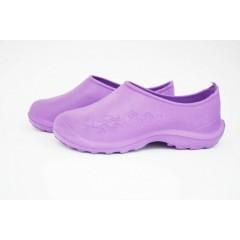Женские галоши ГП14 фиолет пустые