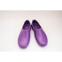 Женские галоши ГП23 пустые фиолетовые