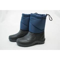 Мужские сапоги БМ12 синие