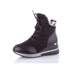 Женские ботинки ЖБ-99 черные