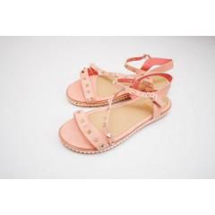 Женские сандалии  LB розовые